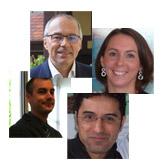 Jean-Jacques Baldauf, Lise Lecointre, Emilie Faller, Thomas  Boisrame, Cherif Youssef Akaladios